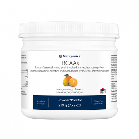 BCAA Orange Mango powder